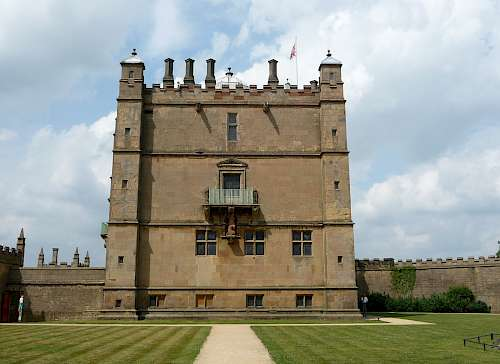 The Little Castle Bolsover, Assisting in the full research and analysis of the site. Employer: English Heritage