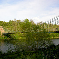 NEW PROJECT JULY 2018,  THE UNION CHAIN BRIDGE, RIVER TWEED FULL ARCHITECTURAL AND HISTORIC PAINT RESEARCH AND ANALYSIS. CLIENT: NORTHUMBRIA COUNTY COUNCIL