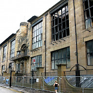 Completing the research archive of our past 3 years detailed project on the iconic Glasgow School of Art, The Mack. Waiting to hear of decisions following the tragic fire of June 2018. Client:   The Glasgow School of Art.