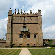 Bolsover Castle, assisting in the full research and analysis of the site incl. Little Castle, West Range and the Riding House. Employer & Client: English Heritage