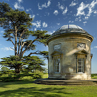 NEW PROJECT MAY 2018. CROOME PARK ROTUNDA. CLIENT: NATIONAL TRUST. Image Copyright David Noton.