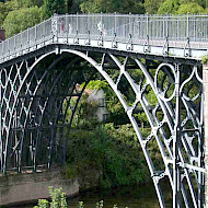 MAY 2018 Completion of the research on  the Iron Bridge, Ironbridge Gorge for English Heritage Trust & Ironbridge Gorge Museums Trust.
