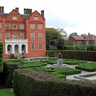 Kew Palace, Kew Gardens, Full research of all interiors and the exterior elements, consultancy on redecoration. Client. Historic Royal Palaces Trust