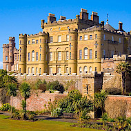 NEW COMMISSION: CULZEAN CASTLE for NATIONAL TRUST for SCOTLAND. HISTORIC INTERIORS, EXTERIORS AND DECORATIONS